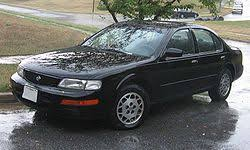 automobile repair nissan maxima 4th generation wikibooks open 1995 1996 nissan maxima