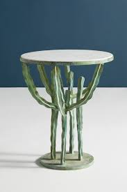 Cactus Light Anthropologie Clustered Cacti Side Table Modern Side Table Table