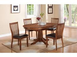 42 Inch Round Kitchen Table Winners Only 42 Inch Round Table And 4 Chairs Dfb14260
