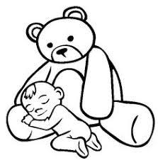 Small Picture Sleeping Teddy Bear Teddy Bears Pinterest Sleep teddies