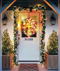 elegant outdoor christmas decoration ideas christmas celebrations