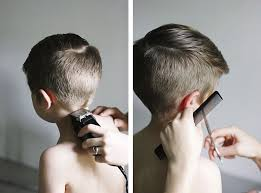 How To Modern Boys Haircut Janek Chlapecké účesy Dětské účesy