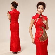 Mandarin Collar Dress Oasis Amor Fashion Red Mandarin Dress With Green Embroidery
