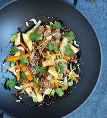 <b>Nordic</b> Winter <b>Stir</b> Fry with Beef, Root Vegetables and Ginger - Le ...