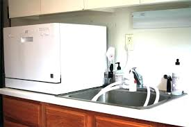 how to mount dishwasher to granite