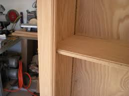 picture of vertical trim routing