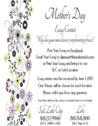 essay about mothers love mothers day speech in hindi mothers day  short essay on mother s day