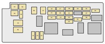 toyota tacoma 1996 to 2015 fuse box diagram yotatech discernir net 2001 toyota corolla fuse box diagram at Toyota Fuse Box Diagram