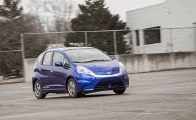2013 Honda Fit EV Test | Review ¬| Car and Driver