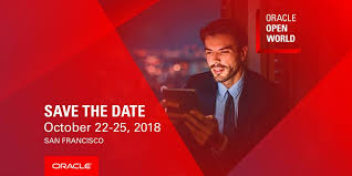 Image result for oracle openworld logo 2018