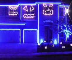 Watch A Killer Synchronized Halloween Home Lighting Display  Nerdist