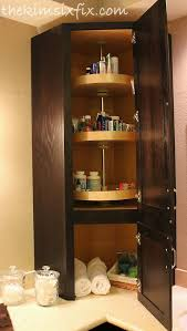 Corner Shelving Unit For Bathroom Bathroom Bathroom Corner Cabinet Organization Cabinets Ideas 48