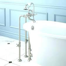 bathtub drain lever cover bathtub trip lever stuck closed image bathroom