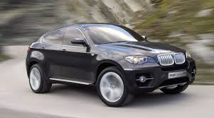 Car Rims Collection: BMW X6 And Rims