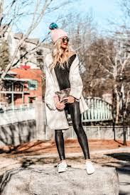 5 ways to wear faux leather leggings love n labels lovenlabels