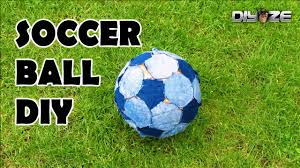 Decorate Your Own Soccer Ball How to make a soccer ball ⚽ football at home YouTube 2