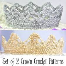 Crochet Crown Pattern Best Crochet Baby Crown Pattern Free Easy Video Tutorial Crocheting