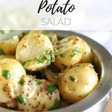 healthy potato salad recipe vegan