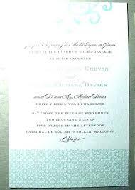 Quinceanera Invitations In Spanish Wedding Text Best Of