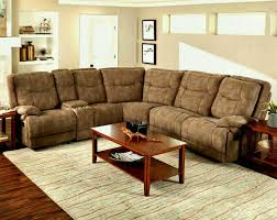 ashley furniture reclining sectional awesome leather sectional sofa