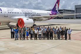 Hawaiian Airlines Says Farewell To The Boeing 767 Samchui Com