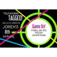 Free Laser Tag Invitation Template Laser Tag Party Invitations Template Free Maura Laser Tag Party