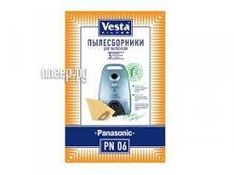 Купить <b>Мешки пылесборные Vesta Filter</b> PN 06 по низкой цене в ...
