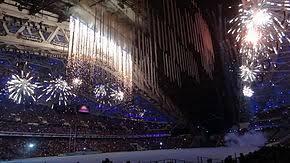 Зимние Паралимпийские игры Википедия Церемония открытия зимних Паралимпийских игр в Сочи jpg