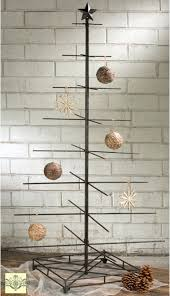 Ornament Hanger Display Stand Display Tree Gunmetal Finish 100 Arm Ornament Trees And 72