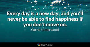 Moving On Quotes BrainyQuote Magnificent Quotes About Change In Life And Moving On