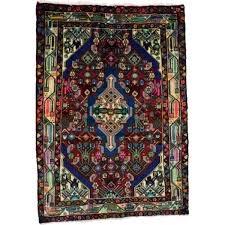 3x5 silk persian rug pure antique rugs colorful small rare vintage oriental area carpet magic