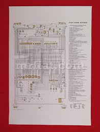 fiat dino wiring diagram solution of your wiring diagram guide • fiat dino 2000 spider wiring diagram 59x84 cm new rh com fiat spider wiring diagram fiat 500 wiring diagram