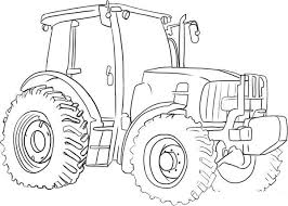 Small Picture Kids Tractor Coloring PagesTractorPrintable Coloring Pages Free