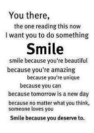 Your A Beautiful Person Quotes Best of Quotes About Your Pretty Smile 24 Quotes
