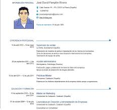 Plantilla Curriculum Vitae Word Gratis Zooz1 Plantillas