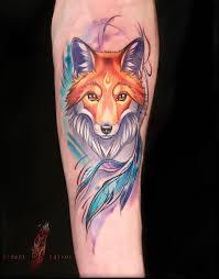 Fox Tatu татуировки татуировки тату и идеи для татуировок
