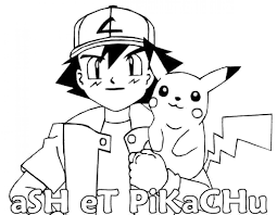 Pikachu Coloring Pages Viettiinfo
