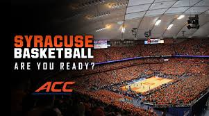 Mens Basketball Carrier Dome Syracuse University