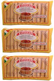 Lady finger (okra) has been a part of indian cuisine for ages. Savoiardi Lady Fingers Champagne Biscuits Pack Of 3 7 Oz Each Amazon Com Grocery Gourmet Food