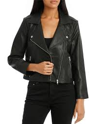 details about piper petites jacket leather with zip detail