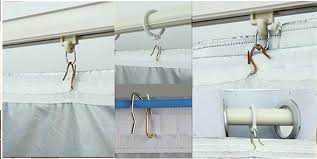Image result for sharp curtain hooks