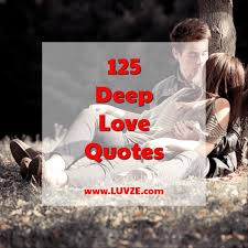 Deep Quotes About Love Cool 48 Romantic And Deep Love Quotes Sayings And Messages