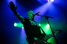 Peter Hook And The Light Union Transfer Peter Hook The Light Playing New Orders Technique