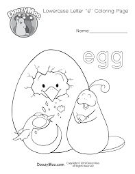 Plus one page that contains all the letters, upper and lower case, at the same time. Cute Alphabet Coloring Pages Free Printables Doozy Moo