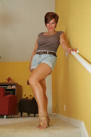 Mature stud woman young
