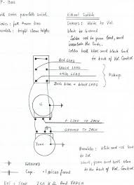 pbasswiring wiring & tech info on bill lawrence wiring diagram