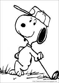 Small Picture 115 best Peanuts Art Coloring images on Pinterest Peanuts