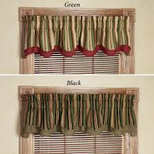 Valance Kitchen Curtains Red Kitchen Curtains And Valances