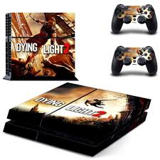 Dying Light Playstation 4 Store Amazon Com Homie Store Ps4 Pro Skin Ps4 Skins Ps4 Slim