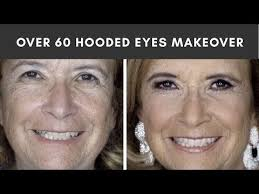 skin hooded eye makeup tutorial on my mom over i hope you enjoy this tutorial on my mom she will be 69 years old this weekend